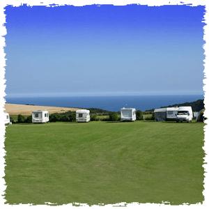 caravan site hotspots pembrokeshire