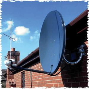satellite dish pembrokeshire