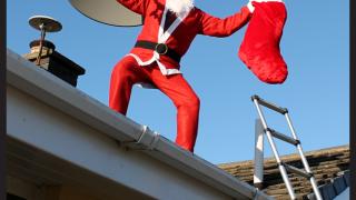 Santa-paaarty-frame