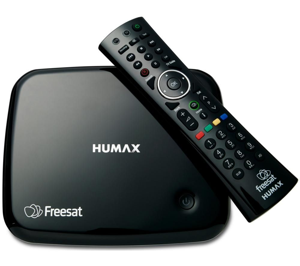 Humax - Freeview and Freesat